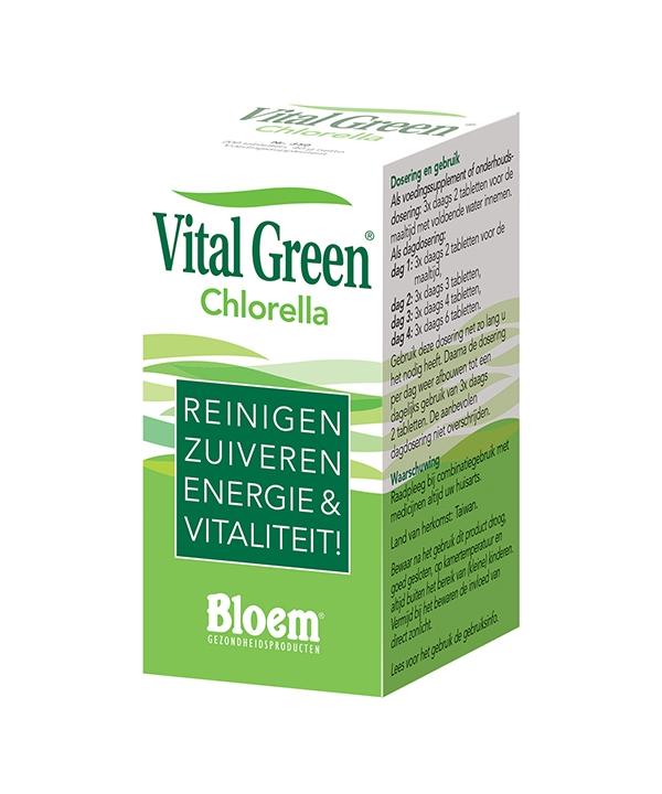BE350 Vital Green web image