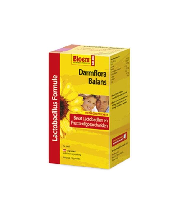 Darmflora-Balans