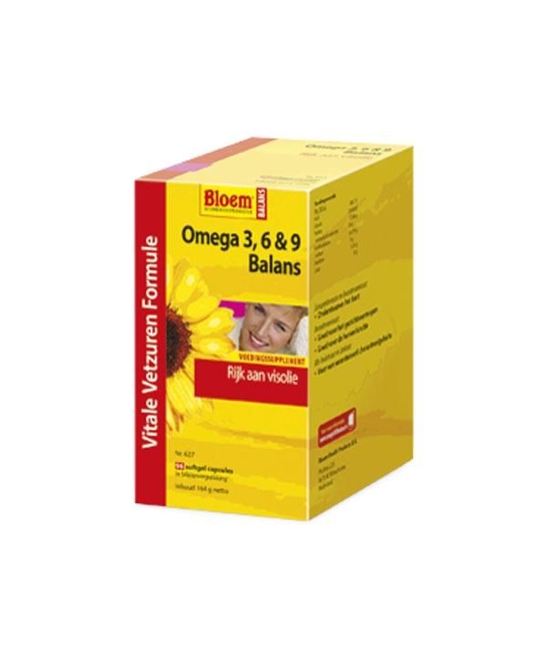 Omega-3-6-9-Balans